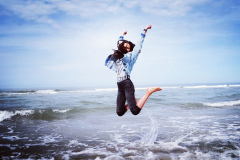 Jump Waddenzee